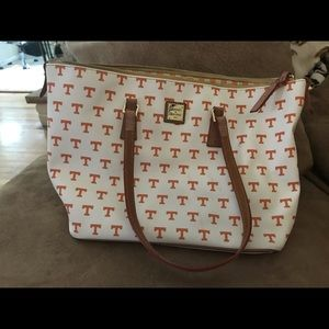 Dooney and Bourke University of Tennessee purse
